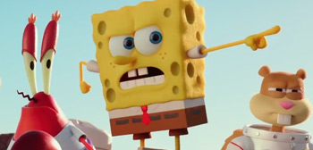 The SpongeBob Movie: Sponge Out of Water Trailer