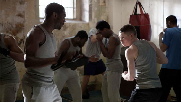 Starred Up - Interview