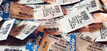 Sundance 2014 Tickets