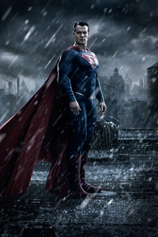 Superman in Batman v Superman: Dawn of Justice