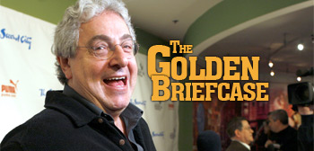 The Golden Briefcase - Harold Ramis