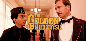 The Golden Briefcase - Lobby Boy