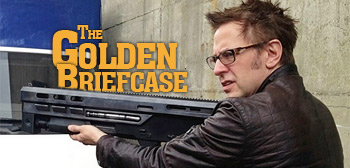 The Golden Briefcase - James Gunn