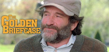 The Golden Briefcase - Robin Williams