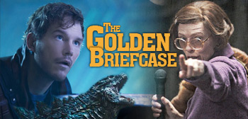 The Golden Briefcase - At Chapter's End