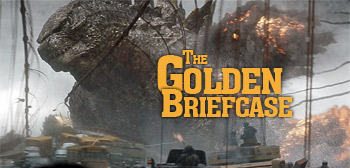 The Golden Briefcase - The King of Monsters