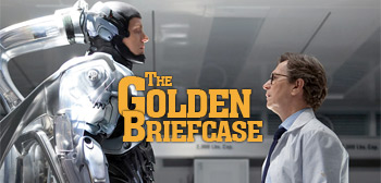 The Golden Briefcase - RoboCop