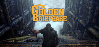The Golden Briefcase - Noah's Ark / Religion