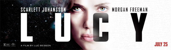 Luc Besson's Lucy