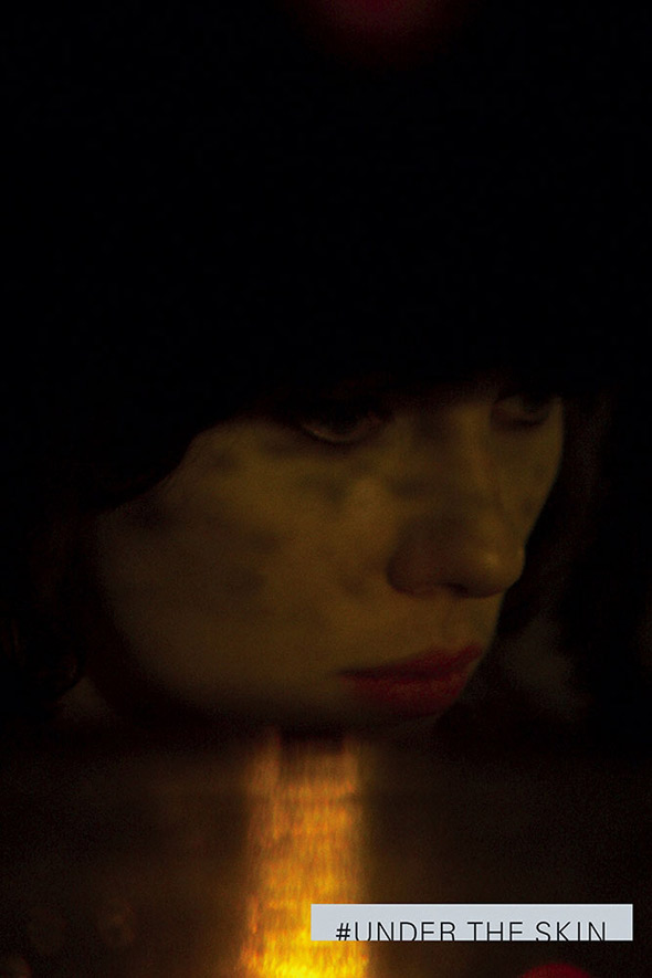 Under the Skin Posters