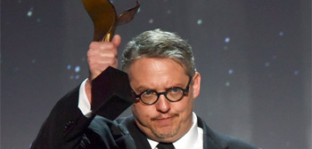 Writers Guild Awards - Adam McKay - The Big Short