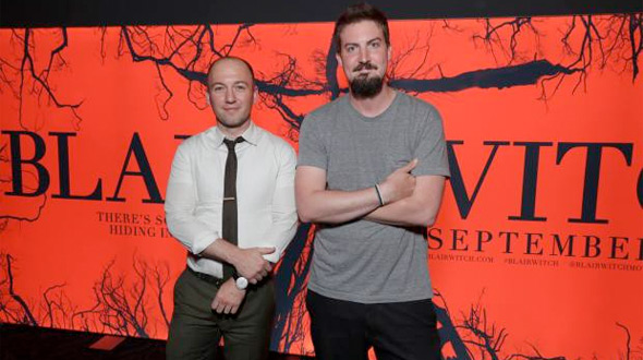 Blair Witch - Adam Wingard and Simon Barrett