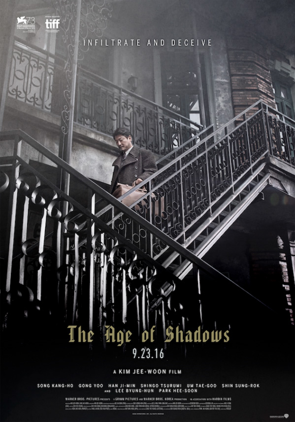 The Age of Shadows Poster