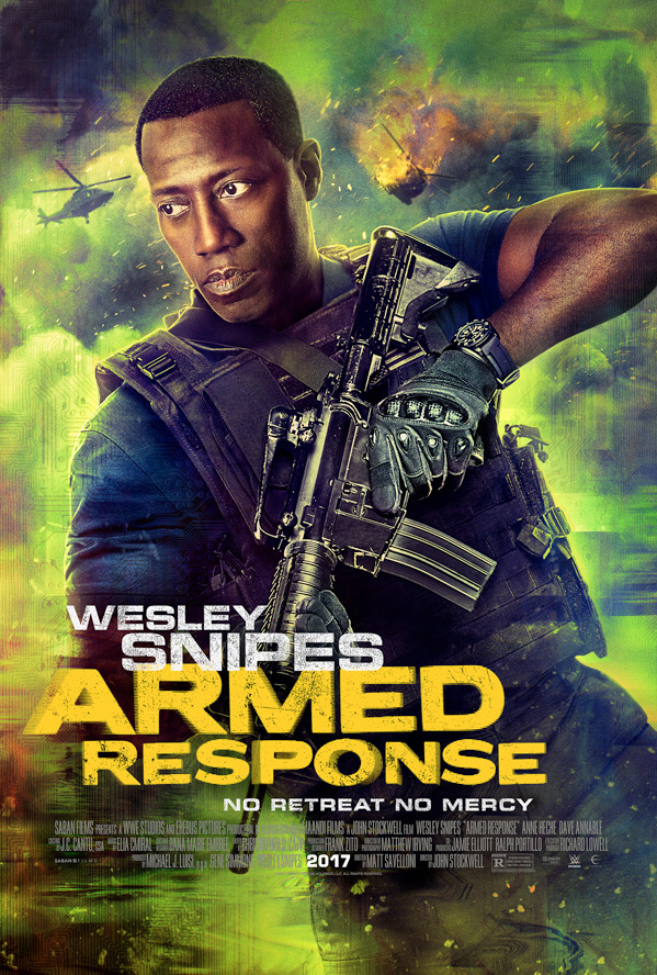 Armed Response Poster