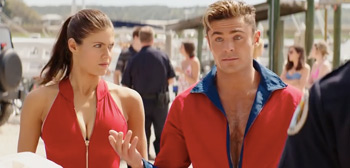 Baywatch Movie Trailer