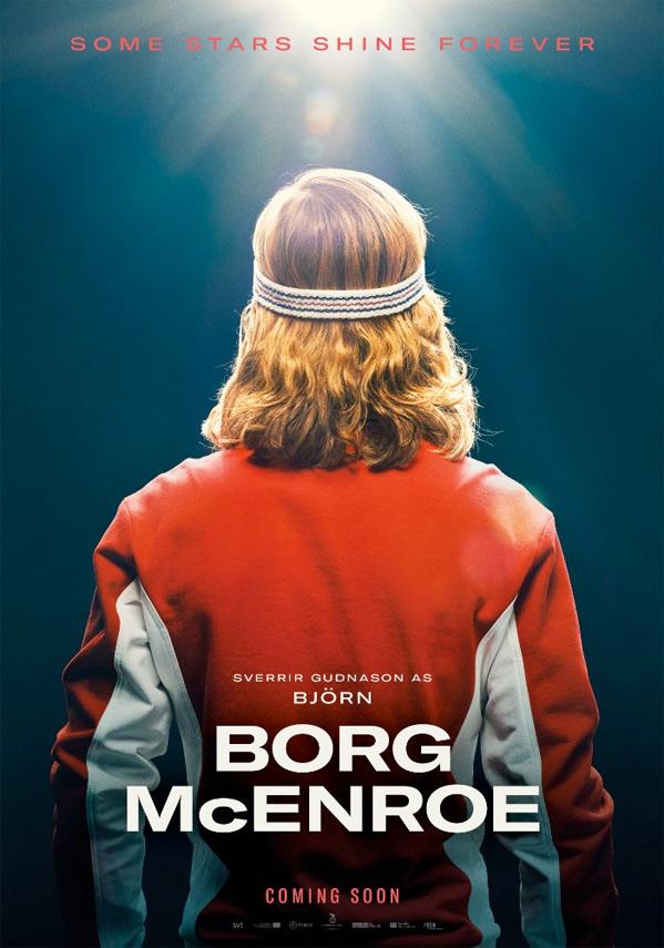 Borg/McEnroe Teaser Poster