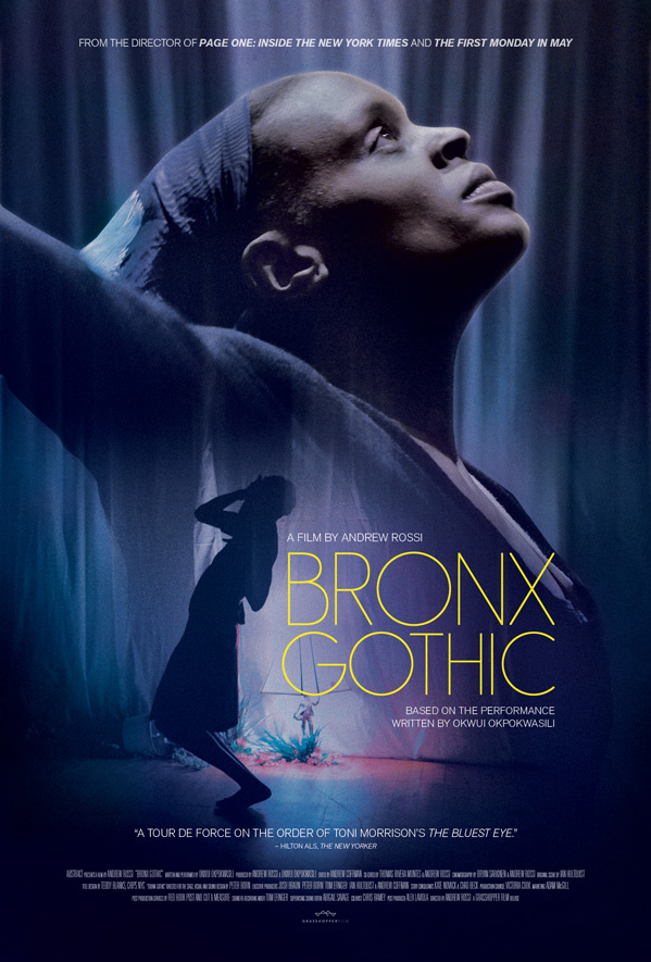 Bronx Gothic Poster