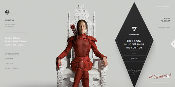 Katniss The Capitol