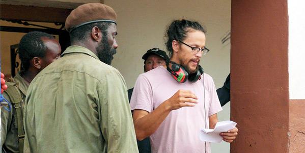 Cary Fukunaga & Idris Elba