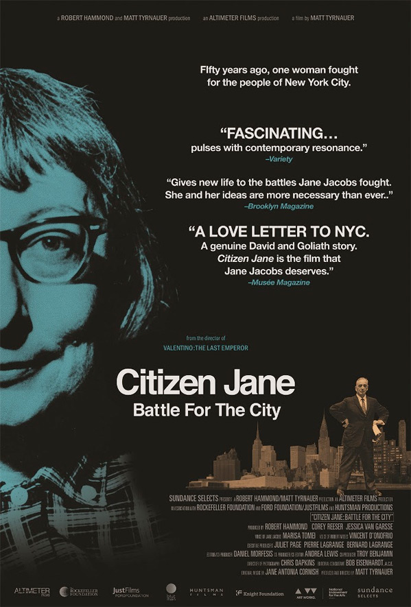 Citizen Jane Doc Poster