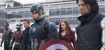 Civil War Super Bowl TV Spot