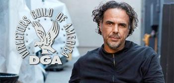 Alejandro G. Iñárritu & Alex Garland