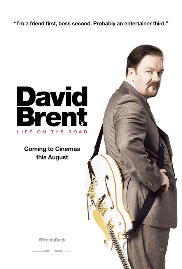 David Brent: Life on the Road Poster
