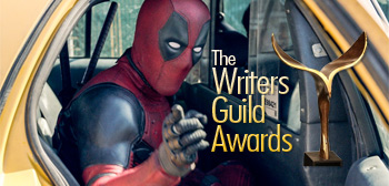 WGA Nominations 2017 - Deadpool