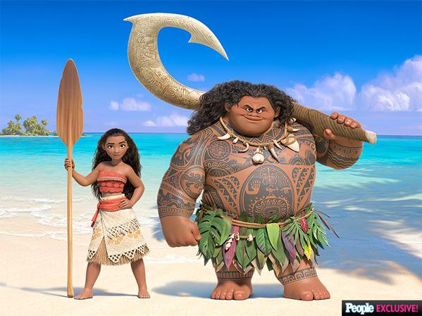 Disney's Moana - First Look