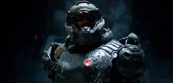 Live-Action Trailer for Doom