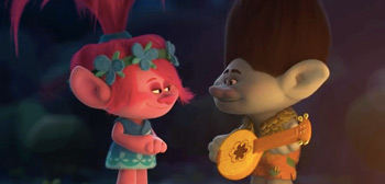 Trolls Movie Trailer