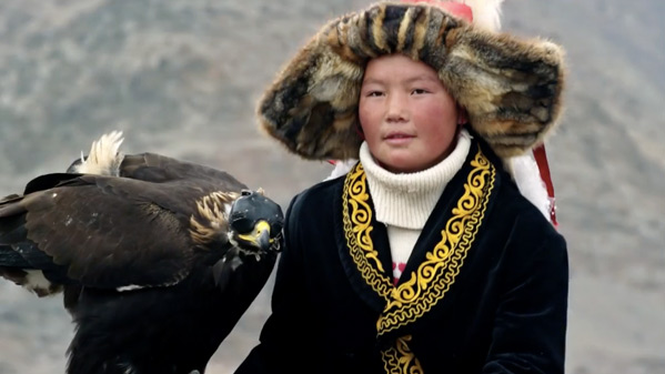The Eagle Huntress Documentary