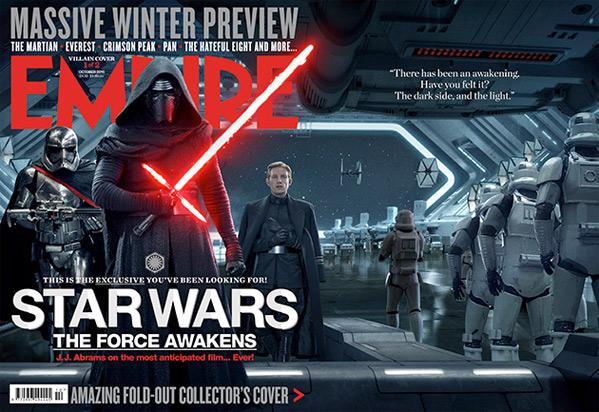 Empire's Light Side / Dark Side