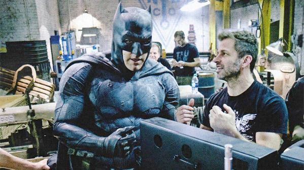 Zack Snyder's Batman v Superman: Dawn of Justice