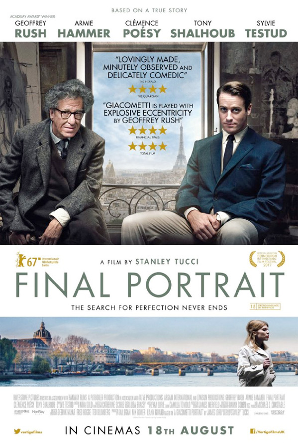 Final Portrait Poster