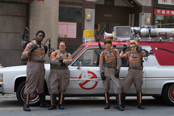 Ghostbusters Paul Feig