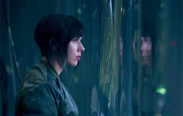 Ghost in the Shell - First Look Photo
