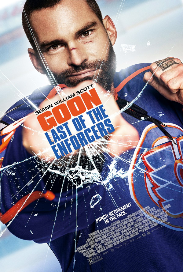 Goon: Last of the Enforcers Poster