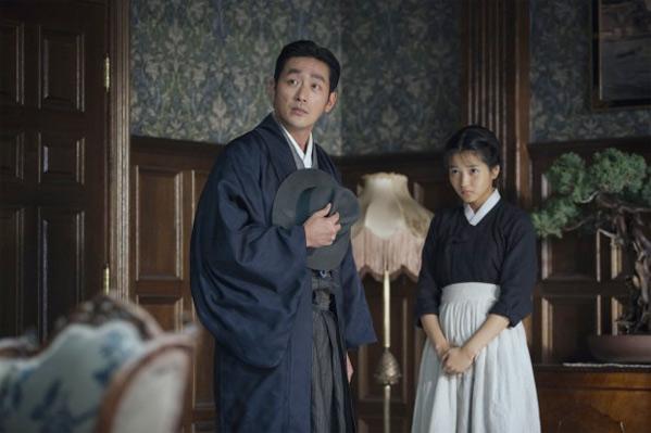 Park Chan-wook's The Handmaiden