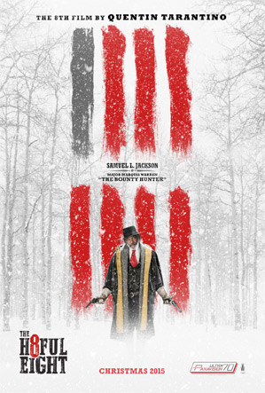 The Hateful Eight - Samuel L. Jackson