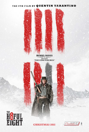 The Hateful Eight - Michael Madsen