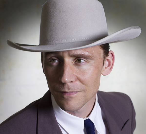 Tom Hiddleston - I Saw the Light First Look