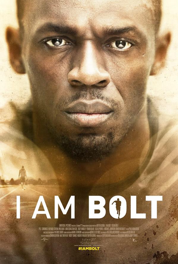 I Am Bolt Poster
