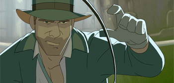 Indiana Jones Animated Short Film