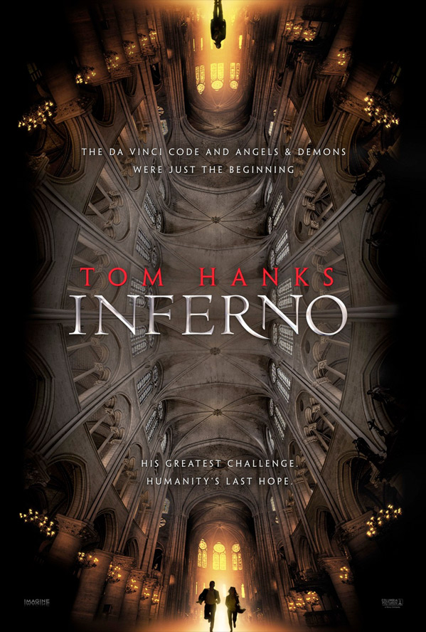 Ron Howard's Inferno Poster