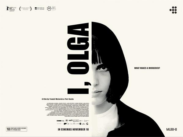I, Olga UK Poster