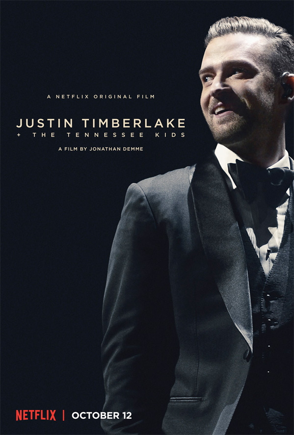 Justin Timberlake and The Tennessee Kids Poster