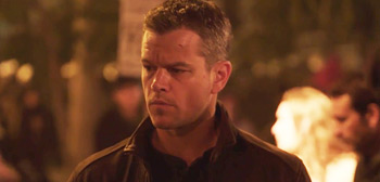 Jason Bourne Featurette