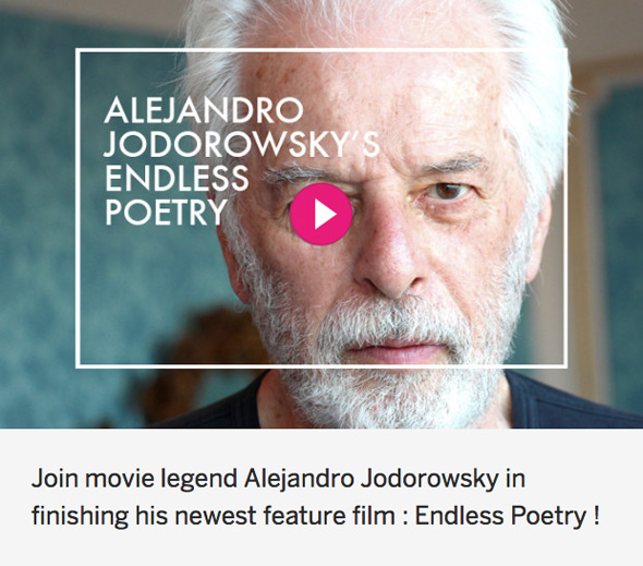 Endless Poetry - Indiegogo