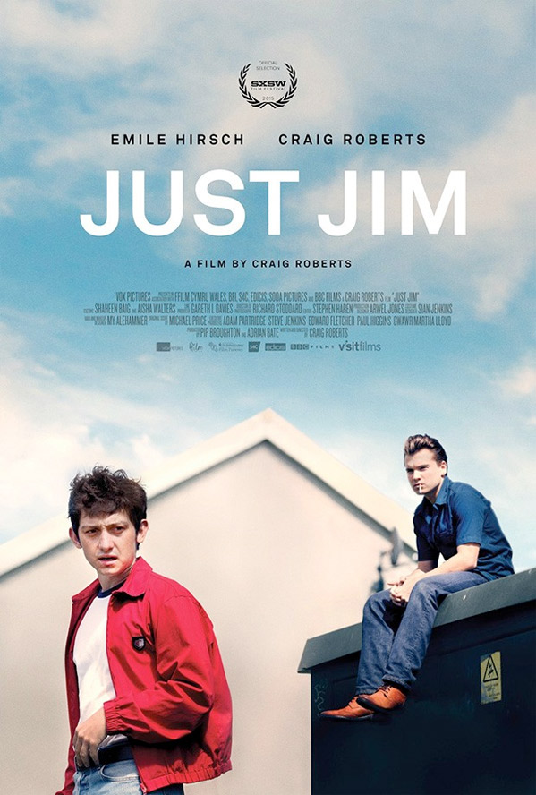 Just Jim Poster